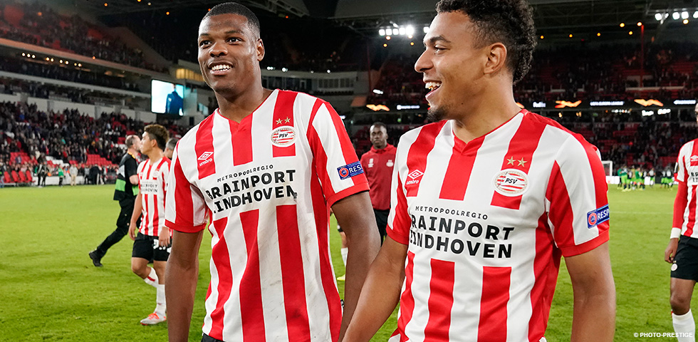 Nababbelen: 'PSV kan rol spelen in Europa League'