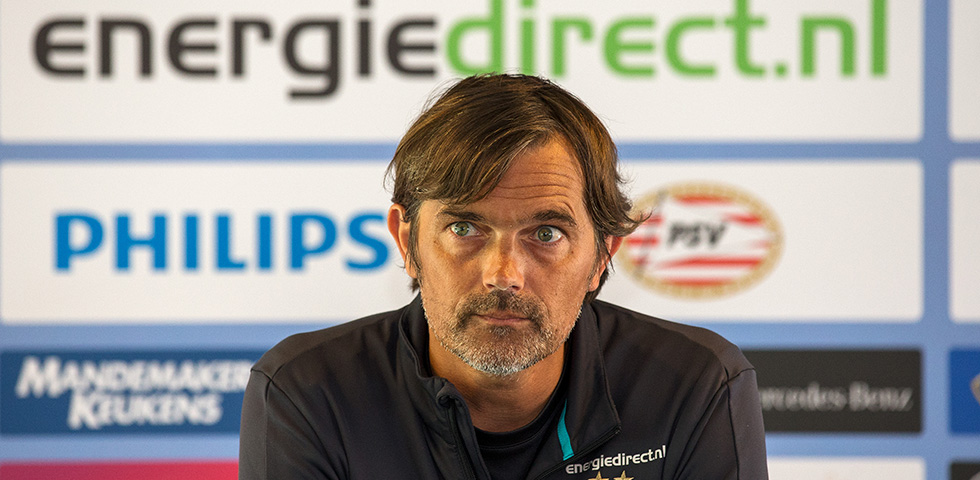 "Cocu: ""The result is all that matters"""