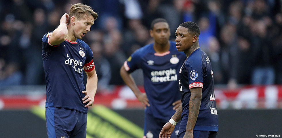 "Luuk de Jong: ""We may have been too eager"""