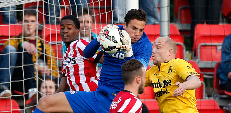 Jong PSV settled for another draw against Roda JC