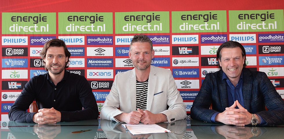 Peter Uneken appointed PSV U21 head coach