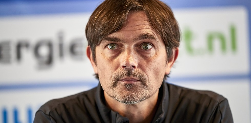 Cocu is confident ahead of clash with sc Heerenveen