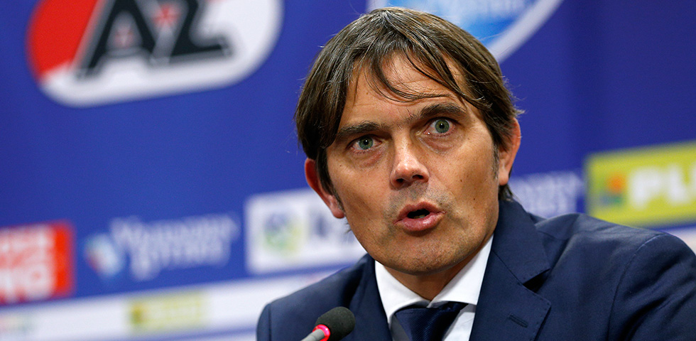 Cocu´s reaction to PSV´s tenth consecutive win