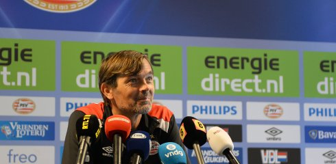 Cocu expects tough afternoon against NAC Breda