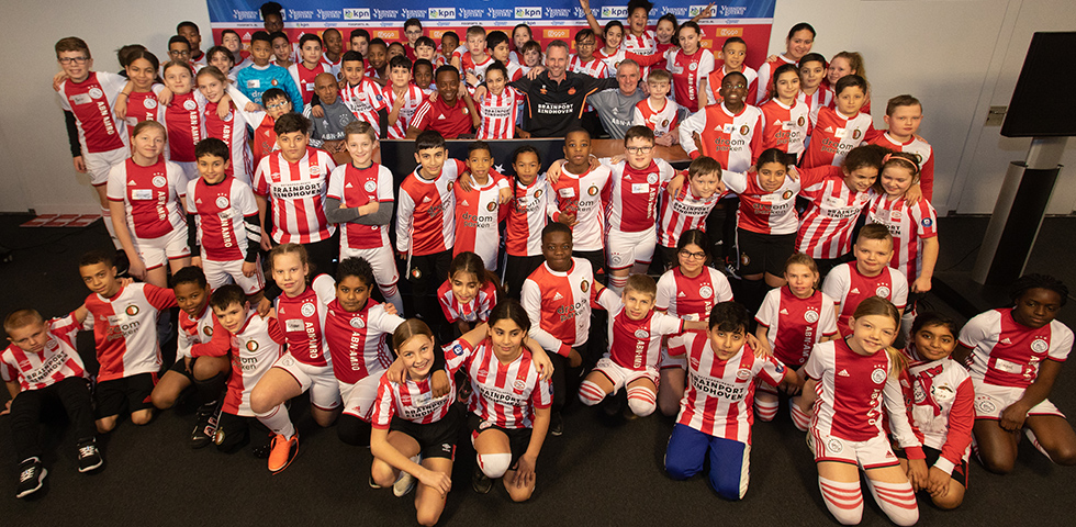 Dit deed PSV Foundation in februari