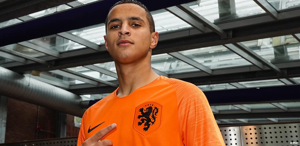 Psv Nl Mohamed Ihattaren Earns First Netherlands Call Up