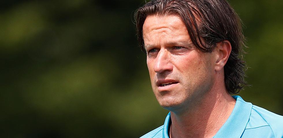 Faber interim-coach PSV