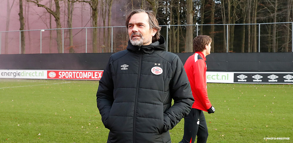 Cocu: 'Shake off Ajax defeat quickly'